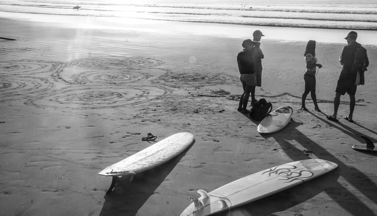surf trip El Cuco El Salvador