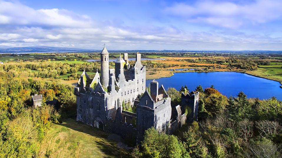 Dromore Castle, Limerick, Ireland
