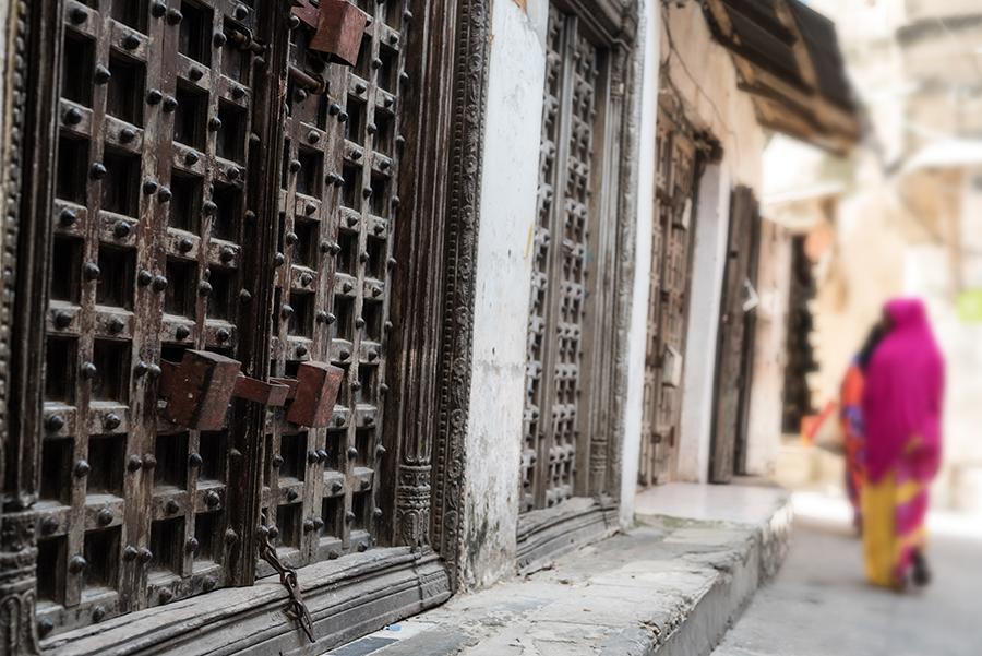 zanzibar iron doors